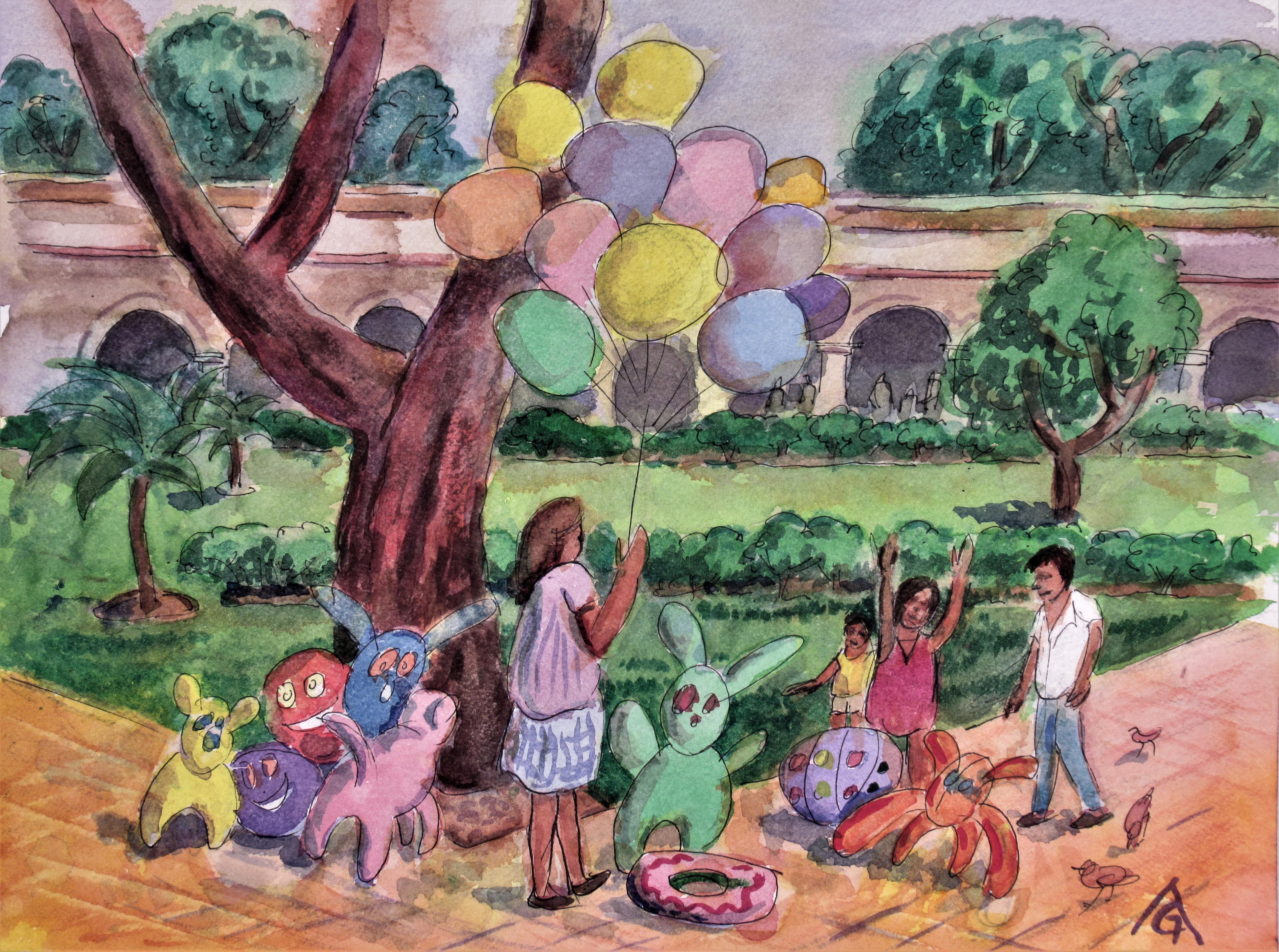 Oaxaca Playtime
