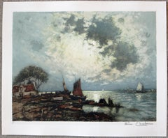 Untitled, Evening Scene
