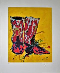 Cowboy's Boots