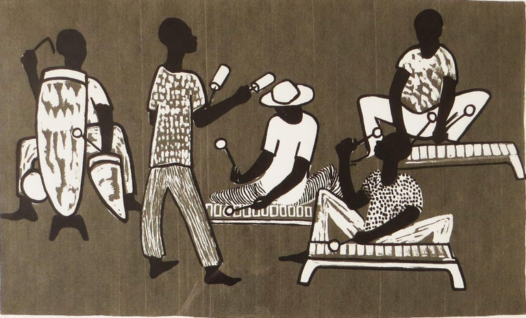 Tanu Yajenga Nchi - Print by Jessie Wilber