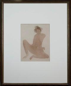 19. Jahrhundert Zeichnungen und Aquarellmalerei