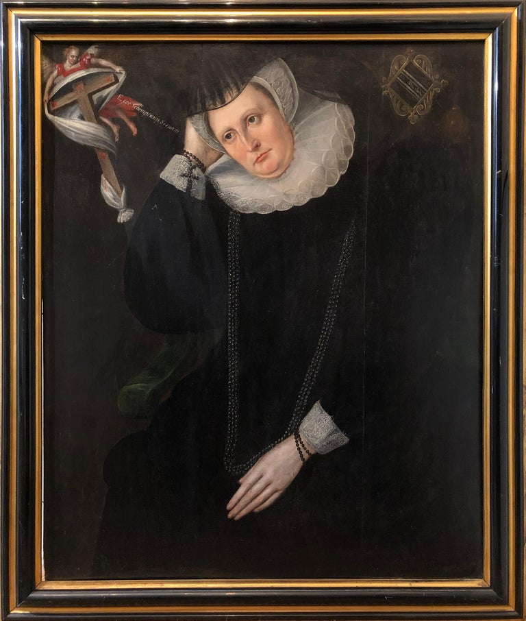 Lady Dormore - A 16th Century Portrait of a key member of Shakespeare's  England