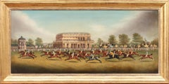 The Gold Cup at Doncaster  1839