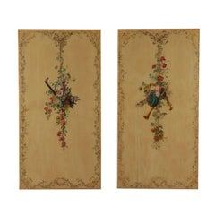 Boiserie Decorative Panels, Italy 19th Century