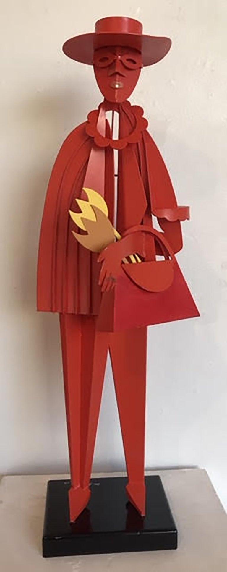 Untitled - Sculpture by Jaechun Ko