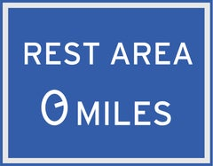 Gradation Number - Rest Area 2 Miles