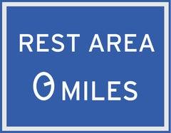 Gradation Number - Rest Area 2 Miles