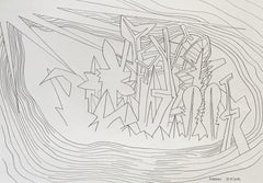 Island for Umberto 03 - 21st Century, Drawing, Nature, Summer