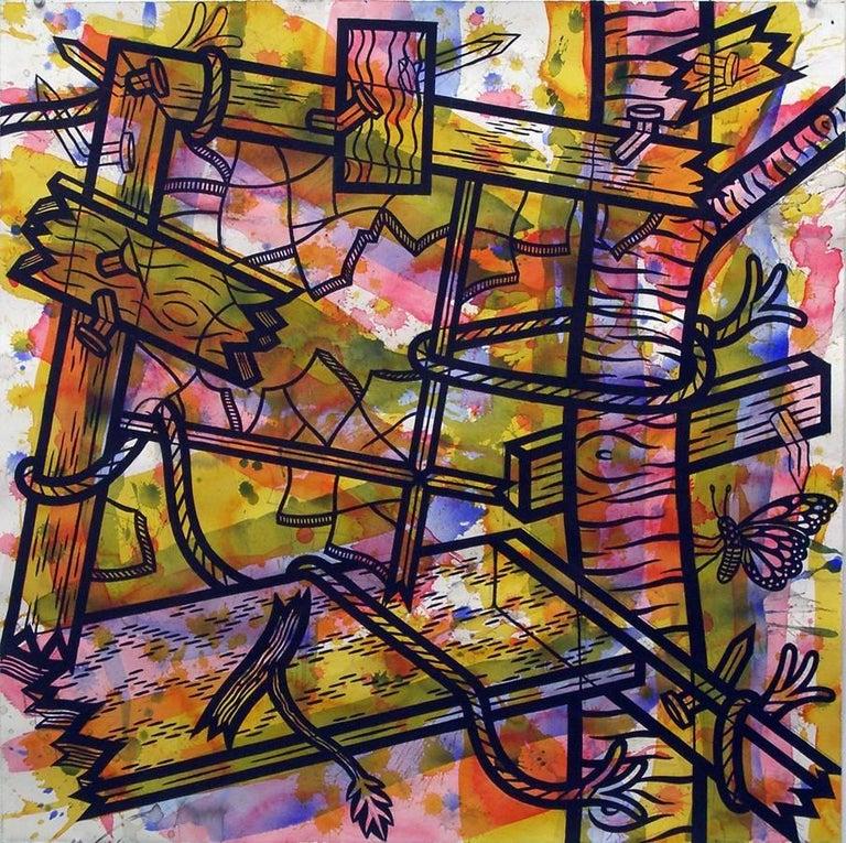 Jesse Lambert Interior Art - View #2