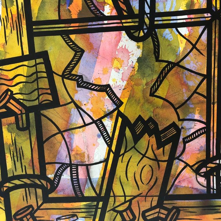View #2 - Painting by Jesse Lambert