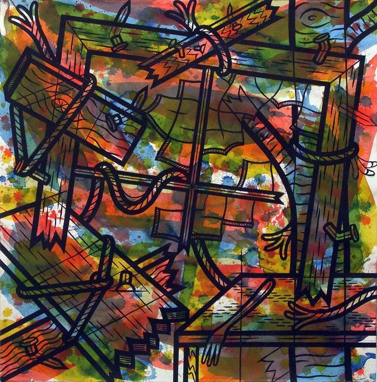 Jesse Lambert Interior Art - View #4