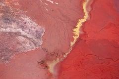 "Environmental aerial landscape color photograph: ""My Land, My Landscape #37"""