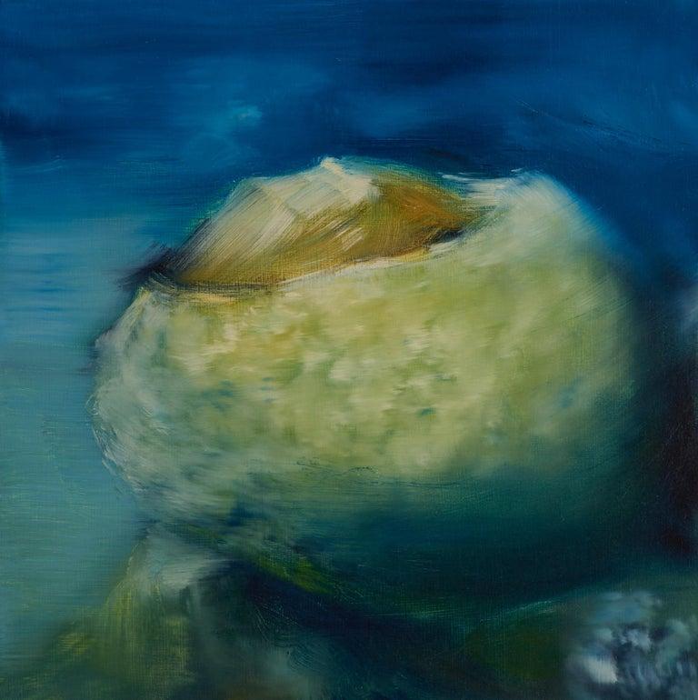 """Karen Marston Figurative Painting - """"Collapse"""""""