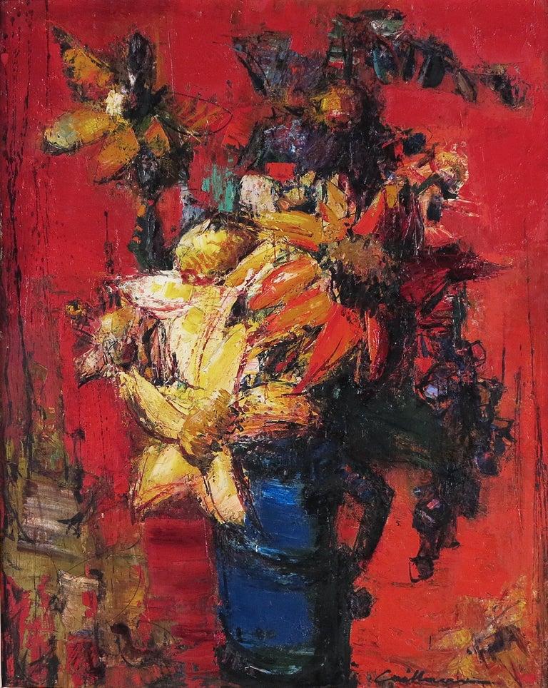 Rodolphe Caillaux  Still-Life Painting - Still Life