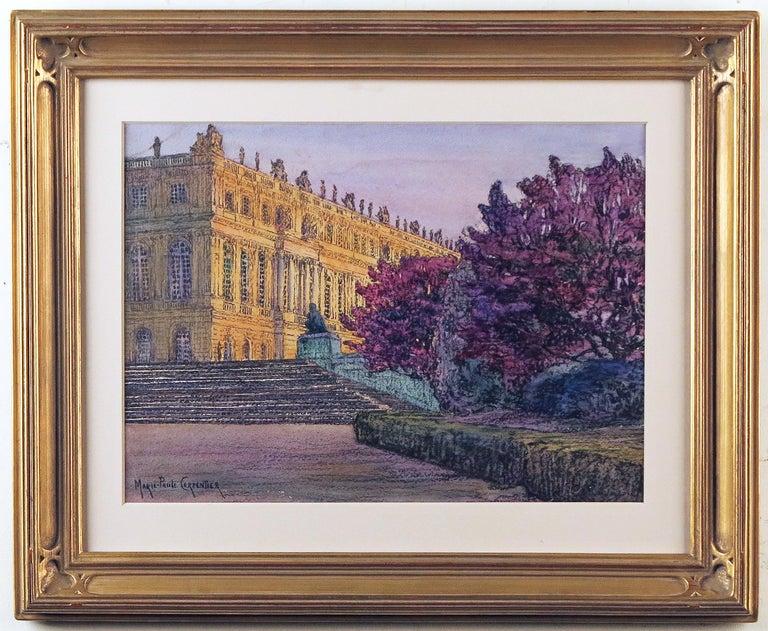 Versailles - Art by Marie-Paule Carpentier