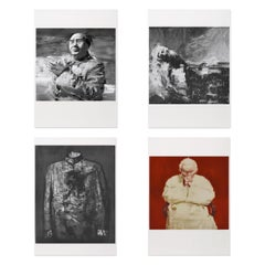 Icons, Suite of 4 Pigment Prints, Chinese Contemporary Art, 21st Century