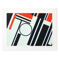 Kreis und Wirkung, Geometric Abstraction, Abstract Art, Constructivism