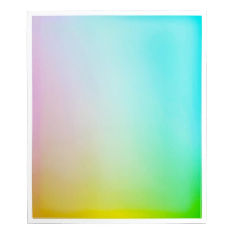Boo Saville Interior Print - Contact, Merge, Void 01, Abstract Art, Contemporary Art