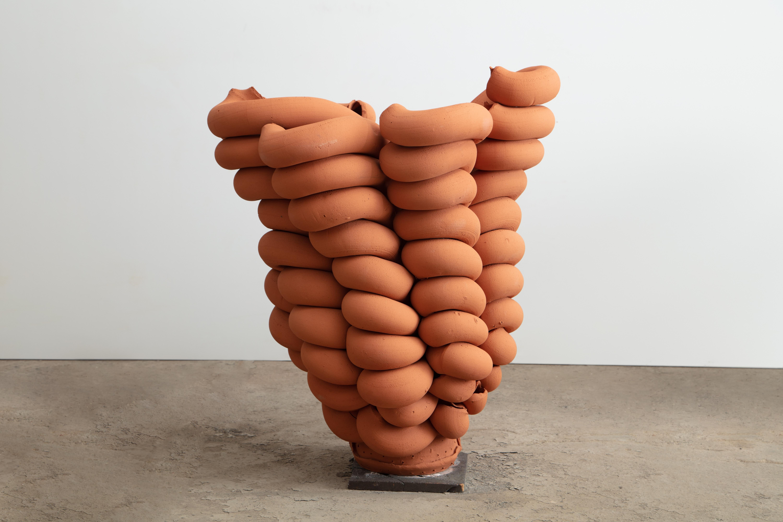 Stack, Terracotta Unglazed