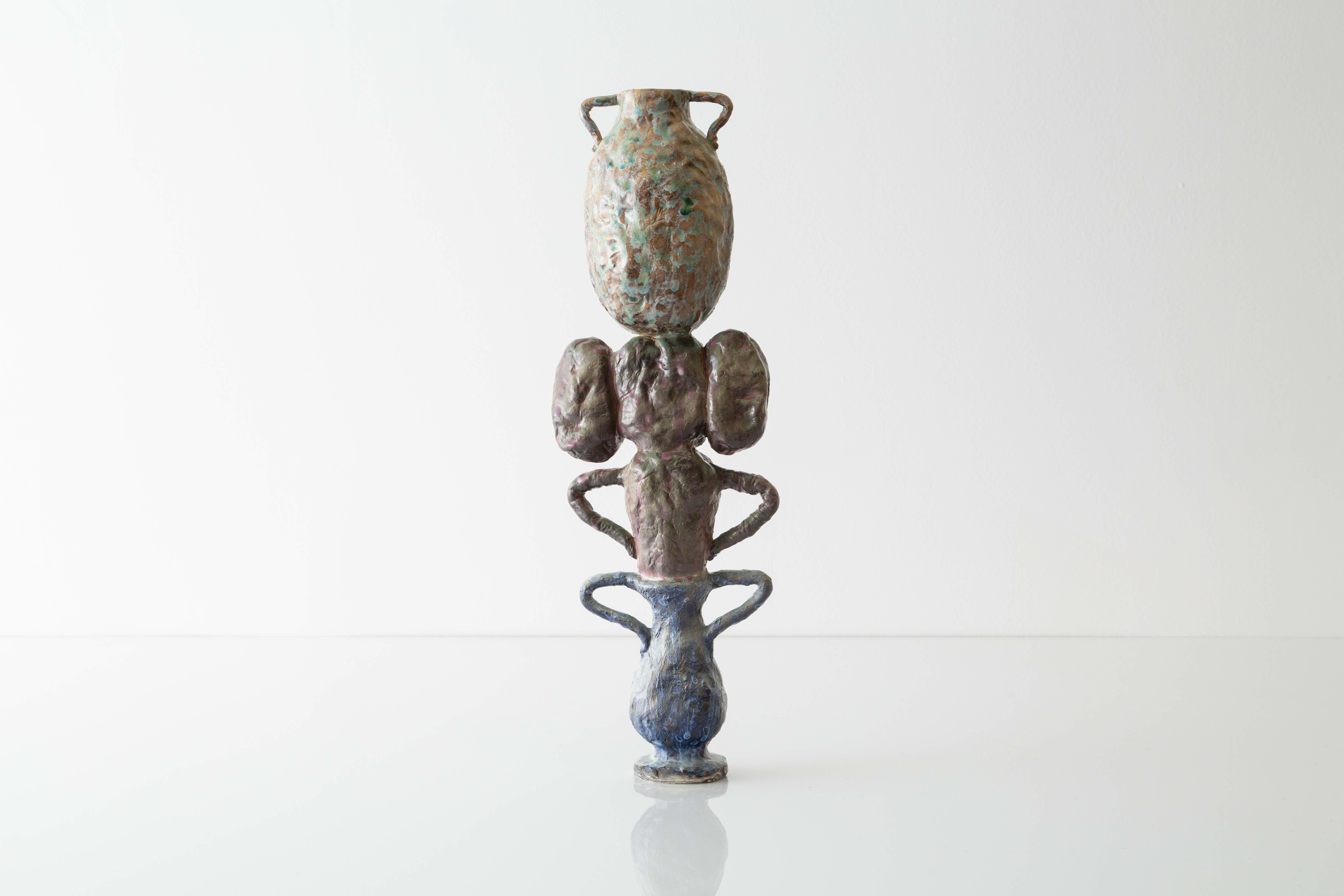 Poodle Amphora #5