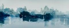 "Lisa Breslow ""Central Park Blues 1"""