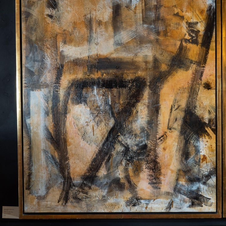 Understanding Dharmata - The Unconditioned Truth - Abstract Painting by Alexander Markovich