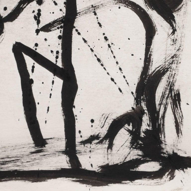 Untitled No. 22 - Beige Figurative Art by Alexander Markovich