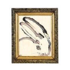 AT0675- Bunny Painting