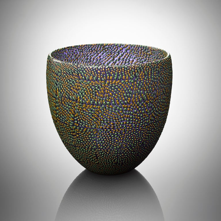 Joshua Bernbaum Abstract Sculpture - Granulari 01