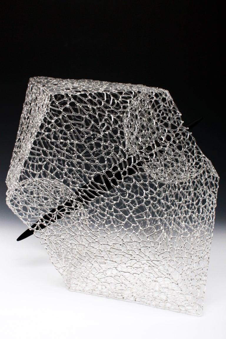 Tensio - Sculpture by Micah Evans