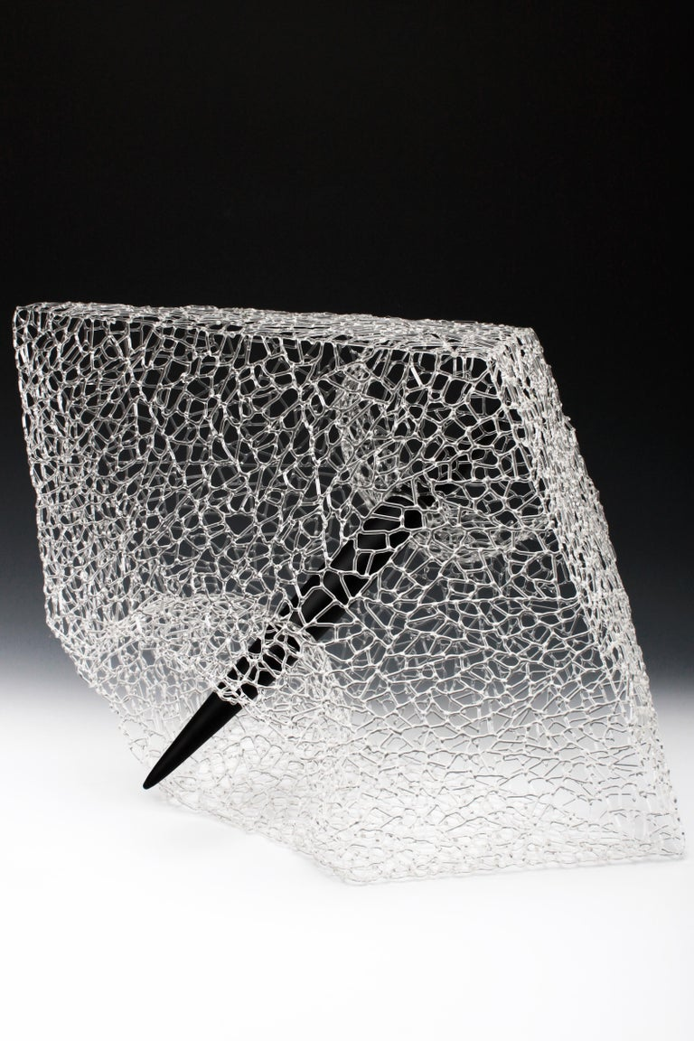 Tensio - Contemporary Sculpture by Micah Evans