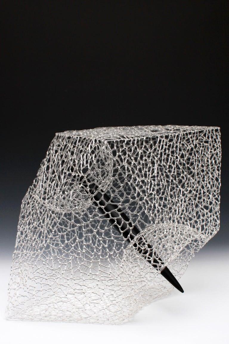 Micah Evans Tensio, 2012 Borosilicate glass 18h x 17w x 19d in