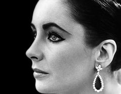 Elizabeth Taylor, Elstree Studios, England - 20th Century Photography, Movies