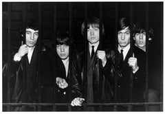 The Rolling Stones - 20th Century Photography, Rock Bands, Black and White