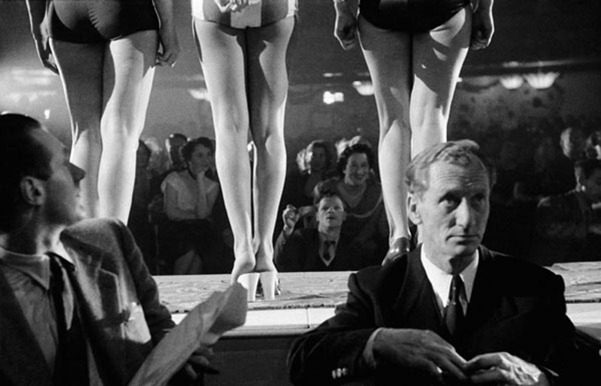Beautiful Legs - Getty Archive, 20th Century Photography, Beauty Competition