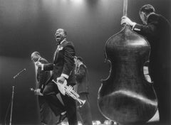 Louis Armstrong on Stage - Getty Archive, 20th Century Photography, Jazz Music