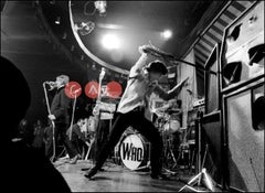 The Who by Ray Stevenson - Rock, Music, Pop, Celebrity, Icon, Photography