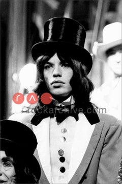 Mick Jagger photographed by Andrew Maclear - Rockarchive, Rock, Rolling Stones