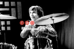 The Who (Keith Moon) by Andrew Maclear - Rock, Pop, USA, Music, Photography, Art
