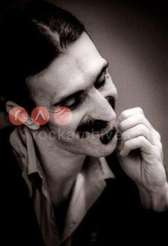 Frank Zappa by Lex Van Rossen - Rock music, Guitar, Satire, 1960s, 1970s, USA