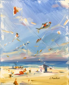 SUMMER KITES I (MIAMI BEACH)