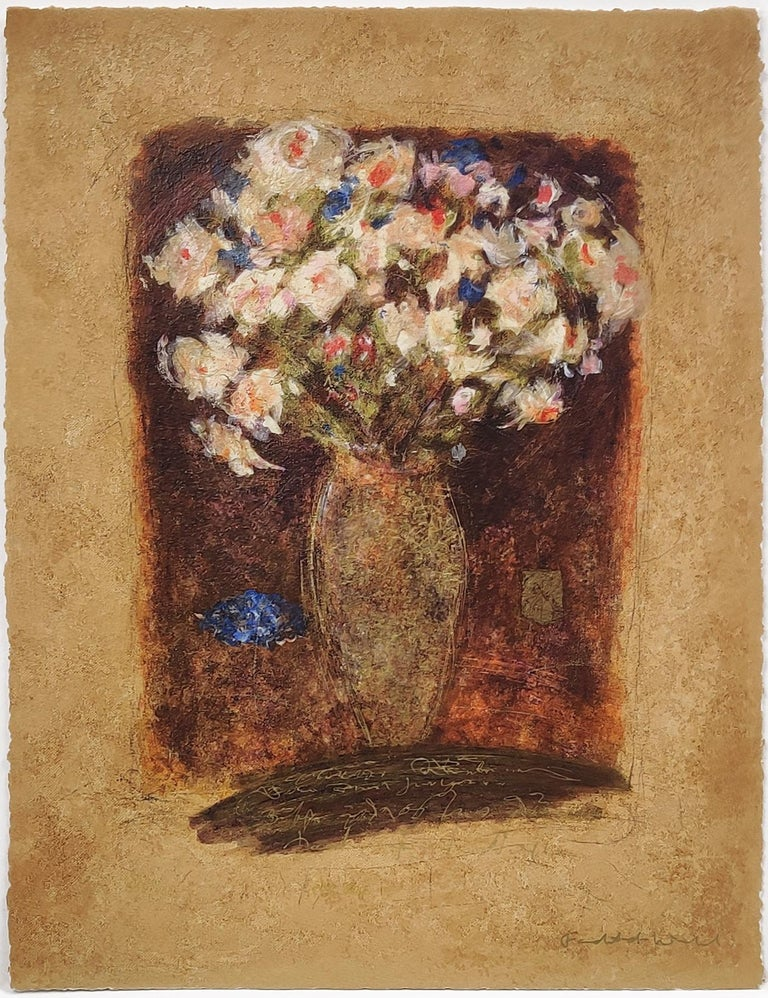 Roy Fairchild-Woodard Still-Life Print - FOR YOU