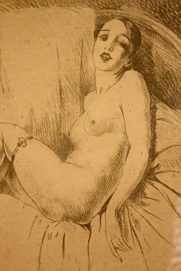 Reclining Nude For Sale 2