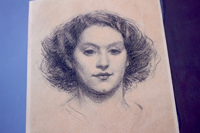 Portrait Of  A Young Lady For Sale 1