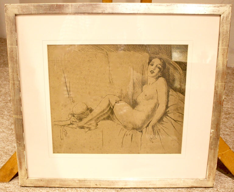 Reclining Nude - Art by Unknown