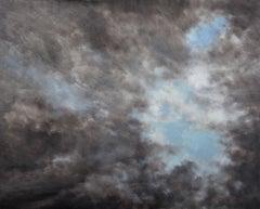 Il fait beau la bas, Oil on Canvas by Franck Bailleul