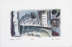 Guston's City #2