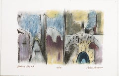 Guston's City #3