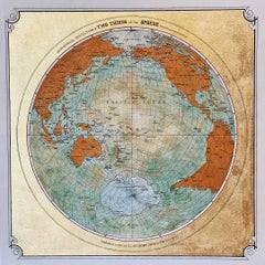 Pacific View of the Globe
