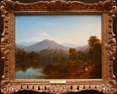A Pair of Fine 19th Century Scottish Landscape Oil Paintings
